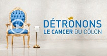 Détrônons le cancer du côlon